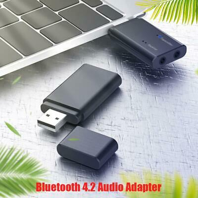 2 in 1 USB Wireless Stereo Bluetooth Audio Receiver Transmitter Music Adapter