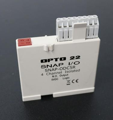 New Lot of 8 Dutec ODC5R RELAY DIGITAL CONTACT OUTPUT