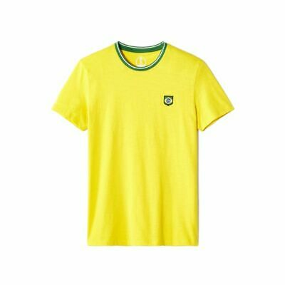 maillot BRESIL FIFA jaune coupe du monde football russie 2018 taille XXL