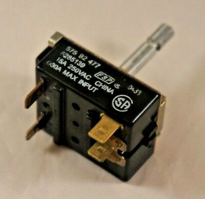 74010783 Whirlpool Switch Rotary 74010783