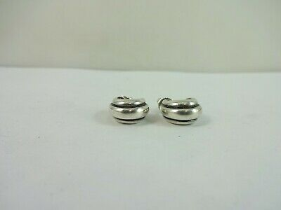 16ccdd335 STERLING SILVER JAMES Avery Small Hoop Earring - $59.99 | PicClick