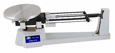 Traditional Triple Beam Mechanical Balance Scale by AWS