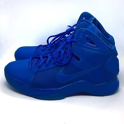 new product aa7cd 1f871 Nike Hyperdunk  08 820321-400 Photo Blue Basketball Shoes Mens Size 11.5