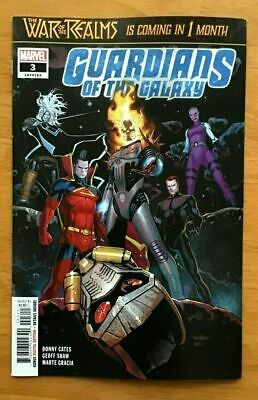 Guardians of the Galaxy 3 2019  David Marquez Main Cover 1st Print Marvel NM