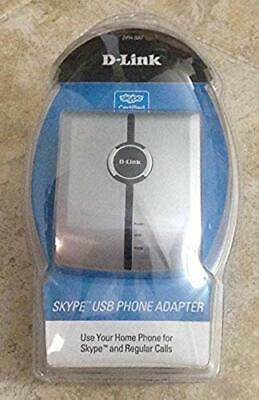 DRIVERS UPDATE: D LINK SKYPE USB PHONE ADAPTER DPH 50U