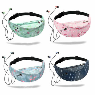 Bum Bag Waist Fanny Pack Belt Bag Pouch Travel Sport HipHoliday Wallet Simple
