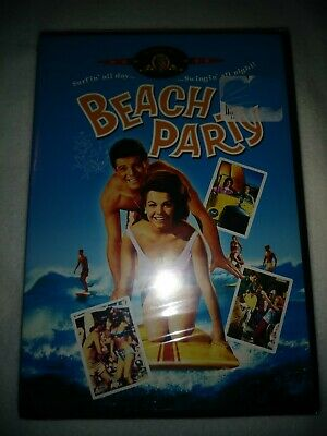 BRAND NEW RARE Oop Frankie Avalon Annette Funicello Beach Party