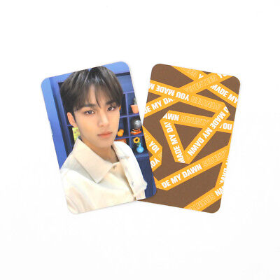 [SEVENTEEN]You Made My Dawn Official Photocard/Eternal Sunshine Ver./B-MINGYU