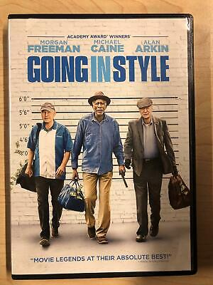 Going in Style (DVD, 2017) - F0317