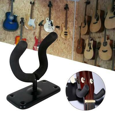 Guitar Hanger Hook Holder Wall Mount Stand Rack Bracket Display Fits Most Guitar