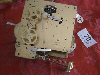 Floating Balance 1050-020 Clock FHS Hermle MOVEMENT Triple chime parts H41559