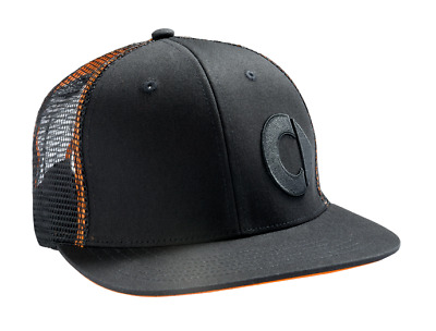 Original smart Flat Brim Cap Basecap schwarz/orange B67993596
