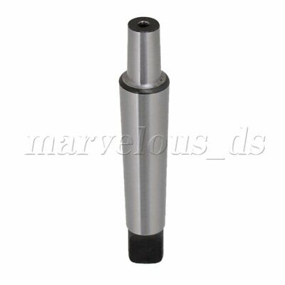 B12 Drill Chuck Arbor Adapter With Tang End Morse Taper No. 2