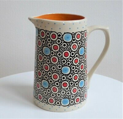 Retro Style Large Jug ~ Mid Century Modern Style ~ Inspired by 1950s-1970s