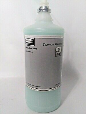 Rubbermaid Lotion Hand Soap w/ Moisturizer 800 ml FG4013111