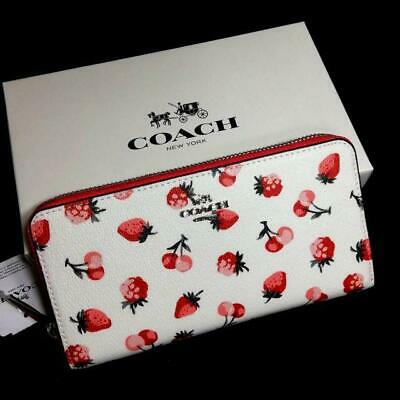 huge selection of d9826 f60f0 COACH LONG WALLET F23498 collaboration product bee 19.5 × 10 ...