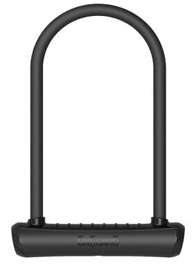 OnGuard Neon U-Lock 115 x 292 x 13mm Black