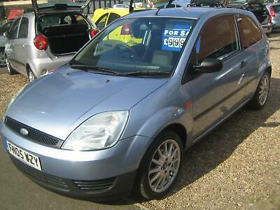 05 Ford Fiesta 1.25 2005MY Finesse 88000 miles