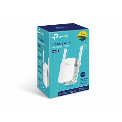 Range Extender Ripetitore Universale Tp-Link Re305 1200Mbps Wireless Dual Band
