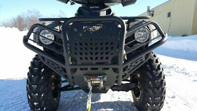 Can-Am Outlander 450 570 Hunter Front Brush Guard Bumper