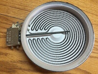 OEM Whirlpool Kenmore Range Oven Stove Surface Heating Element WP8523045 #2