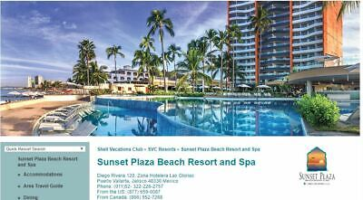 Shell Vacations Club - West Timeshare Membership (2,500 annual points)
