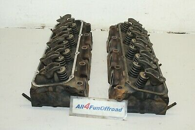 Ford 429 / 460 Heads D2VE-AA pair