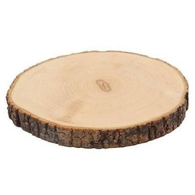 Craft Emotions Round Tree Bark Slice