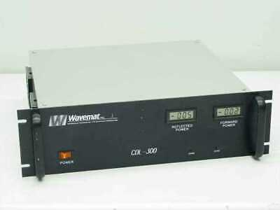 Wavemat CDL-300 Reflectometer RF Detector for 2.45 GHz 0-300 Watts