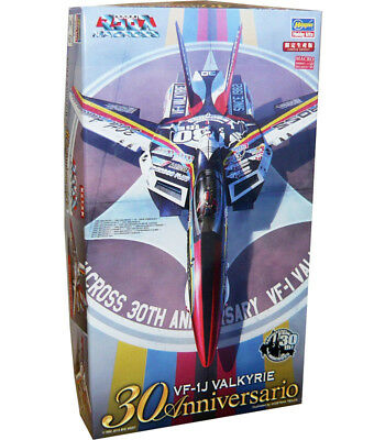 Macross 1//72 VF-1 Valkyrie 30th Anniversary Of The Coating Machine 65823 japan import