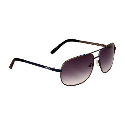 9ad0a7ddb8eb Kenneth Cole Reaction Metal Frame Smoke Gradient Lens Men's Sunglasses  KC1276610