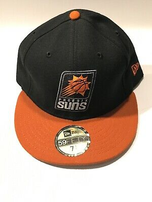 watch 104f5 d10ad Phoenix Suns New Era 59FIFTY NBA Men s Fitted Cap Hat - Size  7 ...