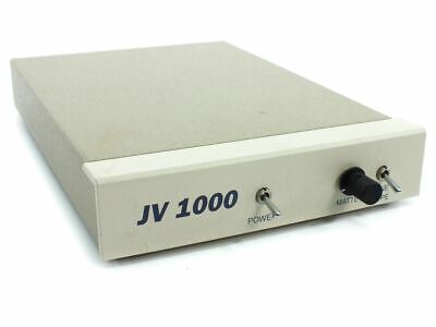 Boeckeler JV1000B Video Generator