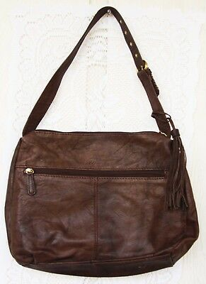 Stone Mountain ~ Leather ~ Pocketbook / Handbag ~ Gorgeous ~ Adjustable Strap