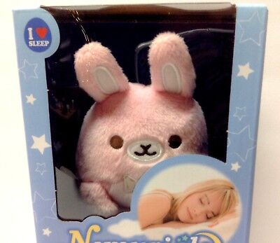 Nemuriale Sleep Aid Heartbeat Vibration Bunny Kawaii From Japan I LOVE SLEEP