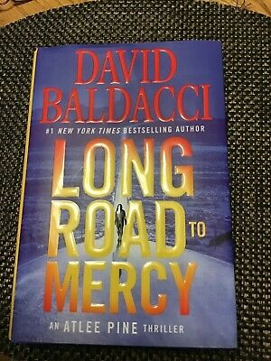 LONG ROAD TO MERCY : An Attlee Pine Thriller by David Baldacci (Hardcover)