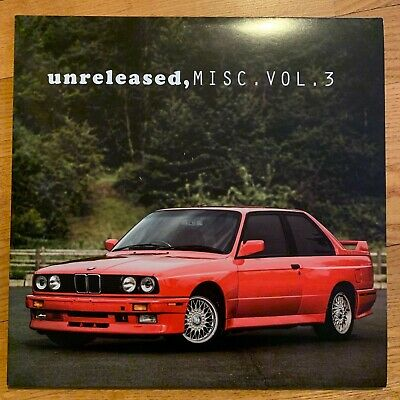 "Frank Ocean - Unreleased Misc 3 [2LP] Vinyl 12"" Record 2019 33 RPM X/1000"
