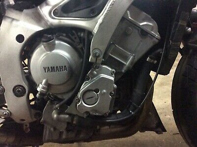 99 00 01 02 Yamaha Yzf R6 Engine Motor Reputable Seller