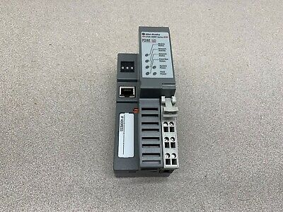 New Takeout Allen-Bradley Ethernet Adapter 1734-Aent Series B