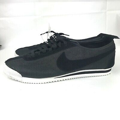 huge selection of 2bbf7 62f73 Nike Cortez 72 Black White Mens Casual Shoes Retro Sneakers 863173-001 SZ-13