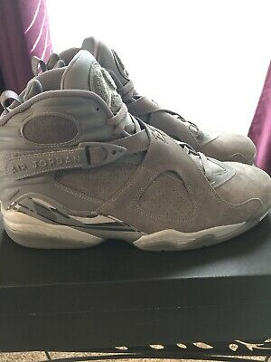 d8da2ffcdc00e0 NIKE AIR JORDAN 8 VIII Retro - Cool Grey - Men s Size 13 -  151.50 ...
