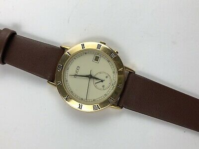 99be014ef37 Vintage Gucci 3200M SWISS Classic Men s Watch Serviced
