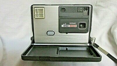 VINTAGE 1980s KODAK DISC 4100 CAMERA