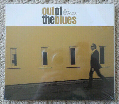 Boz Scaggs - Out Of The Blues (Cardsleeve) - CD ALBUM [NEW & SEALED]