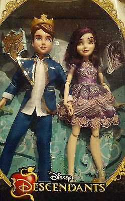 Disney Descendants Two-Pack Mal Isle of the Lost and Ben