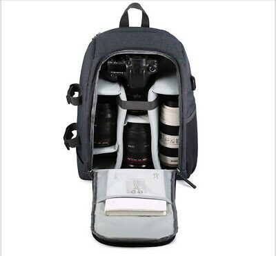 NEW Camera Sling Backpack Bag for Canon Nikon Sony DSLR by Altura Photo