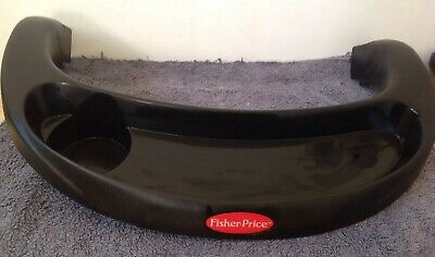 Genuine Fisher-Price Pushchair Snack Tray With Drink Holder**