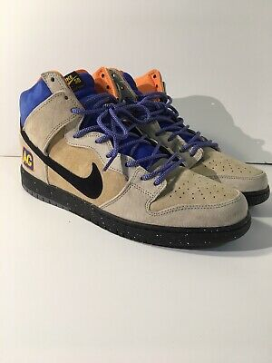 new product 7c3ac 456ef Nike Sb Dunk High Acapulco Gold (mowab) Size 12 VNDS AUTHENTIC