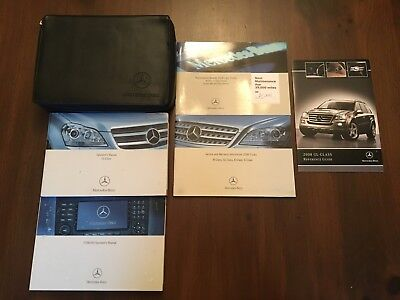 2008 ml350 owners manual