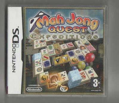 Mahjong Quest: Expeditions (Nintendo DS, 2007)